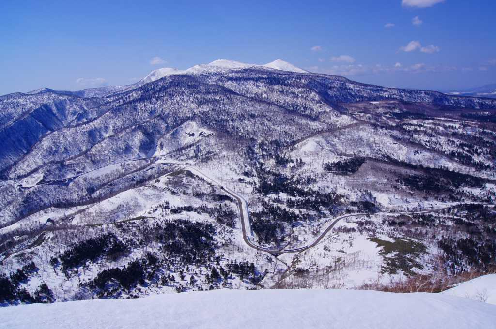 4月12日、白老岳、南白老岳、北白老岳-その1-_f0138096_15728100.jpg