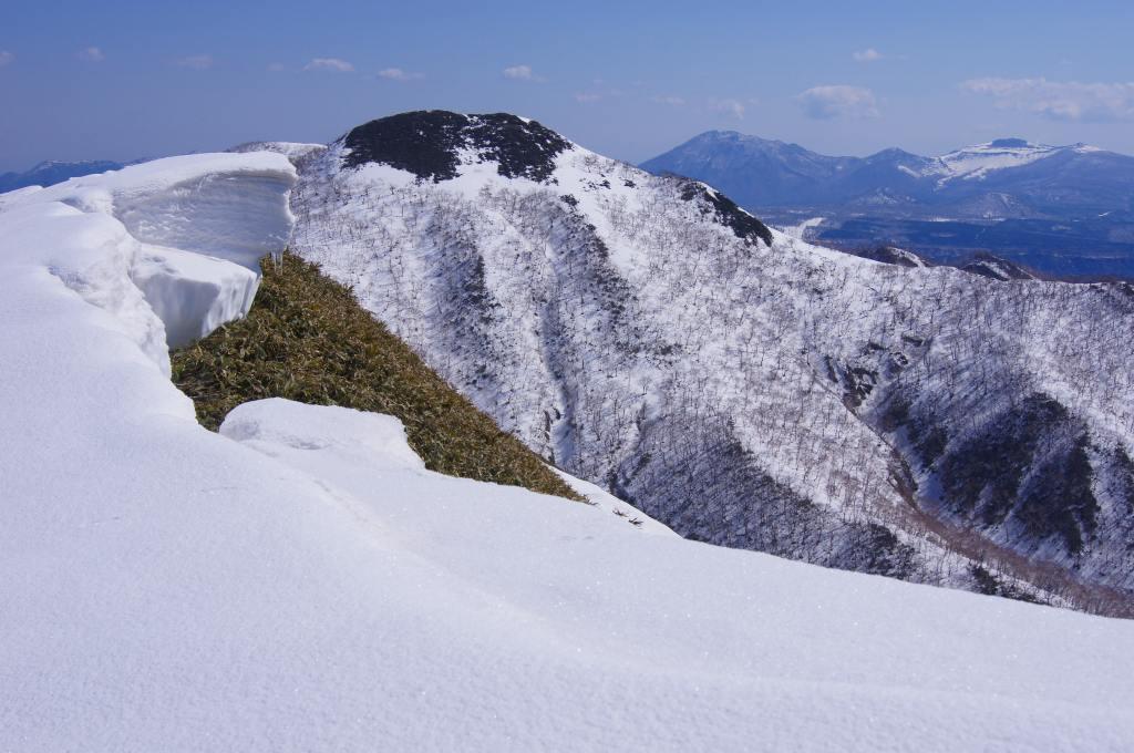 4月12日、白老岳、南白老岳、北白老岳-その1-_f0138096_1574335.jpg