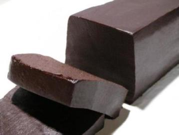 クレプスキュールのチョコレートケーキ_c0125114_13433819.jpg