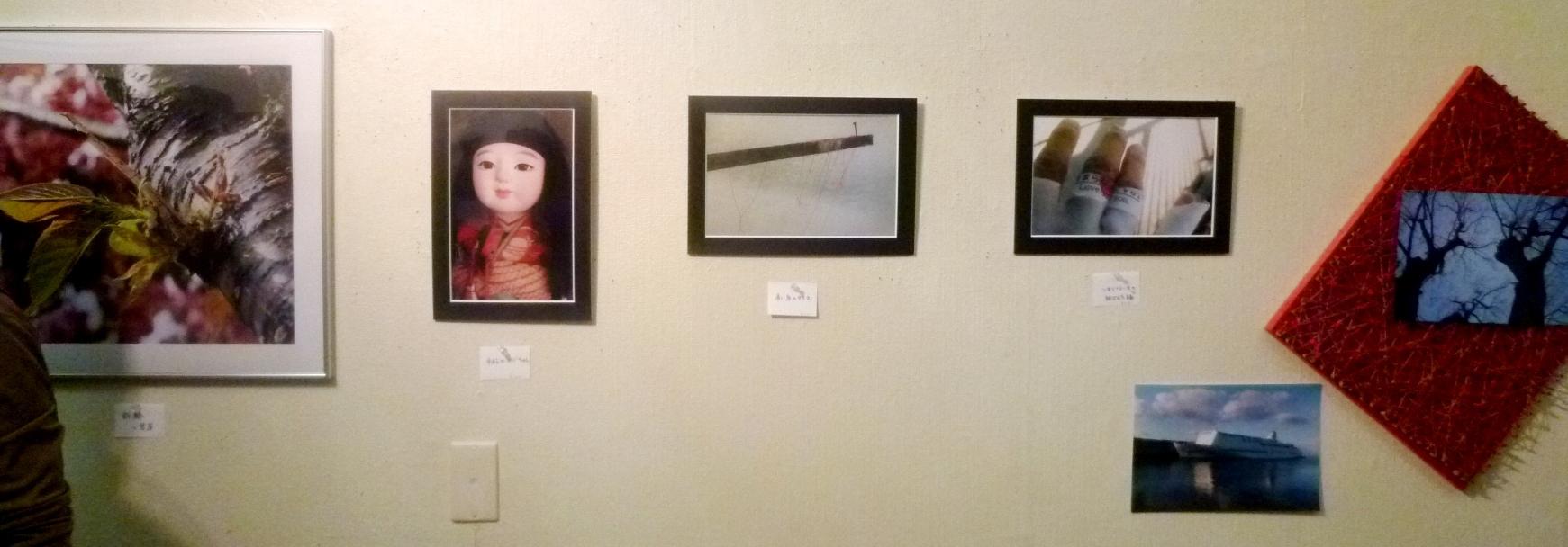 1493) 「PHOTO PRISON・3B+2O (5名の写真展)」・たぴお  4月11日(月)~4月23日(土)_f0126829_1232444.jpg
