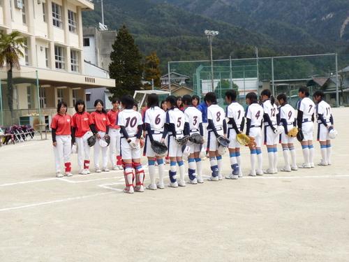 釜戸中学校との練習試合_d0010630_20104664.jpg