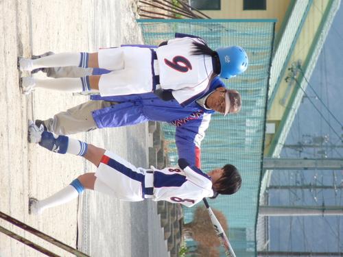 釜戸中学校との練習試合_d0010630_2014963.jpg
