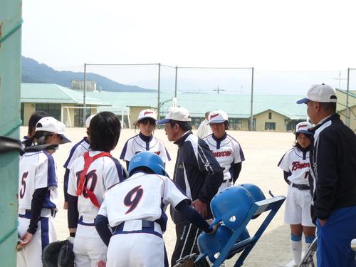 釜戸中学校との練習試合_d0010630_2025129.jpg