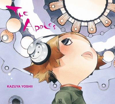 吉井和哉 アルバム「The Apples」アルバムジャケットのイラストは、漫画家の寺田亨さんの描き下ろし!_e0025035_16251040.jpg