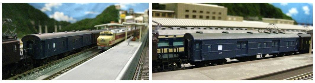 旧客急行『津軽』 と 583系『金星』_b0128336_21132358.jpg