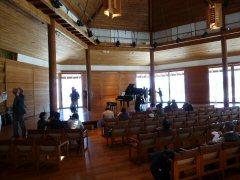 八ヶ岳高原音楽堂でコンサート_f0019247_23383481.jpg