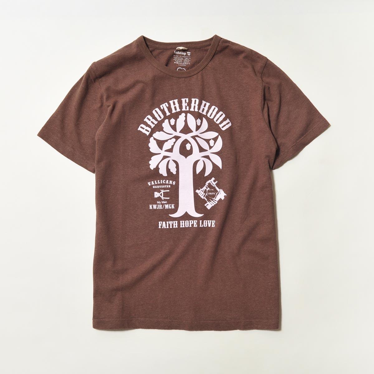 BROTHERHOOD Tシャツ_a0152253_15565658.jpg