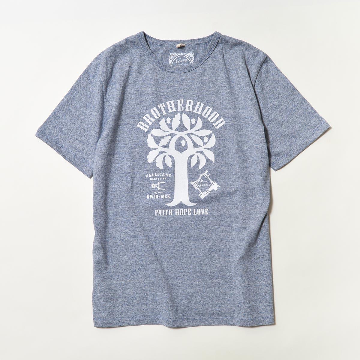 BROTHERHOOD Tシャツ_a0152253_15571341.jpg