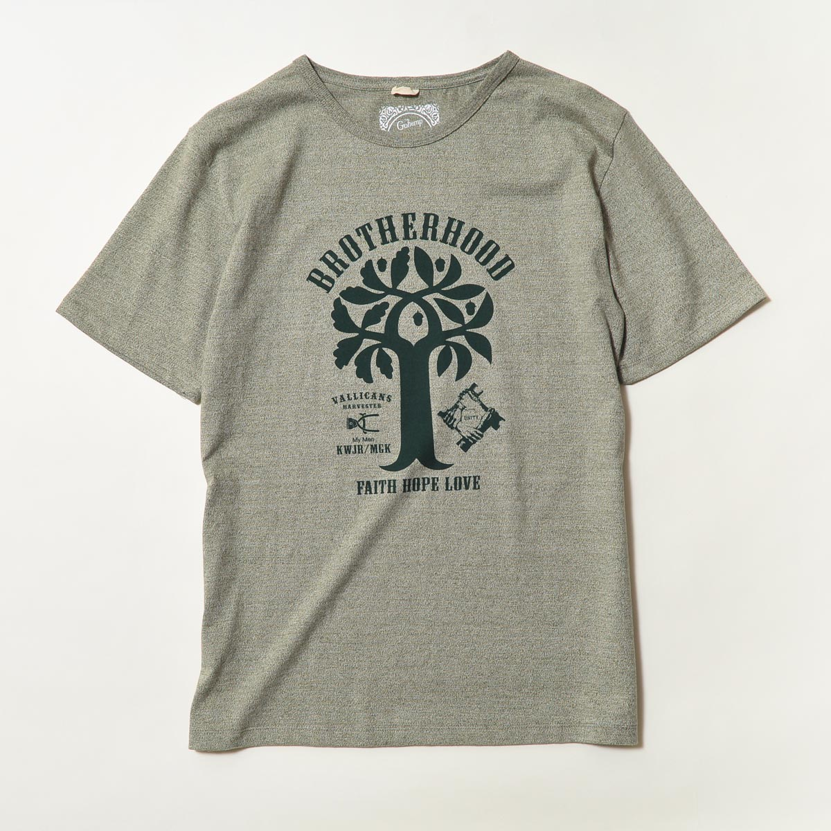 BROTHERHOOD Tシャツ_a0152253_1557614.jpg