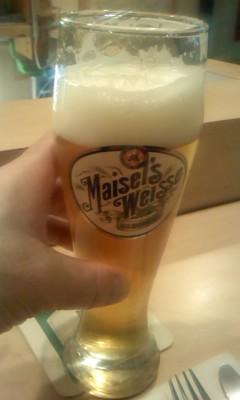 ドイツの生ビール♪_d0062076_953238.jpg