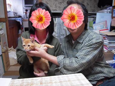 【虎玉】 オスメス誤認、、、恥ずかしいっ!_a0066779_22114598.jpg