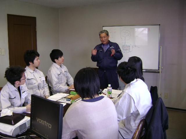 新入社員研修_b0172896_7434445.jpg