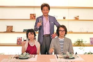 『辰巳琢郎のワイン番組』ゲストは、声優の田中真弓さんと、演出家の横内謙介さん_e0025035_23333047.jpg
