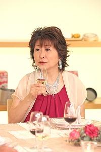 『辰巳琢郎のワイン番組』ゲストは、声優の田中真弓さんと、演出家の横内謙介さん_e0025035_2336398.jpg