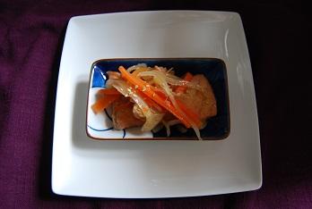 日本の家庭料理ランチ_e0120938_412681.jpg