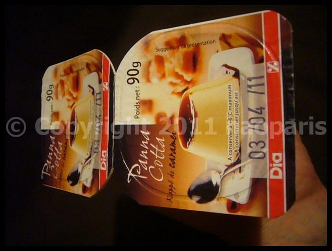 【スーパーのスイーツ】いけてるスーパーの要冷蔵スイーツ(PARIS)_a0014299_16534163.jpg