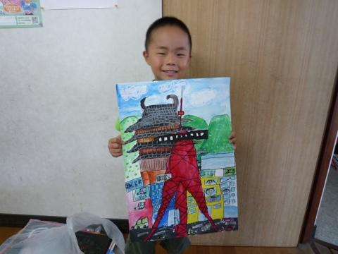 第35回全日本こども美術大賞展表彰式_f0215199_15241586.jpg