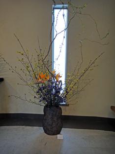 花と花器の展示会_e0109554_10502297.jpg