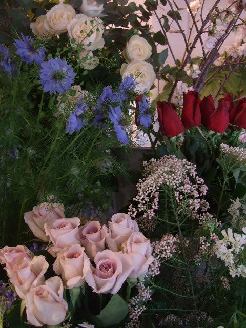 オークリーフ(初夏の花へと・・)_f0049672_155915100.jpg