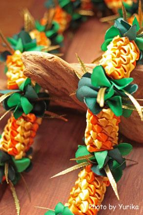 *Pineapple Lei *_c0083904_15484094.jpg