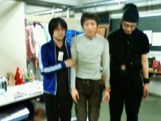 大阪初日、昼夜を終えて。_f0132234_11371072.jpg