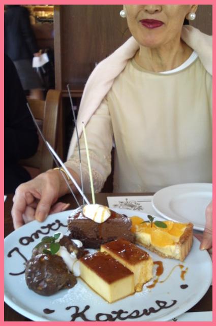 キレイなお姉さんのお誕生会_e0236072_2317129.jpg