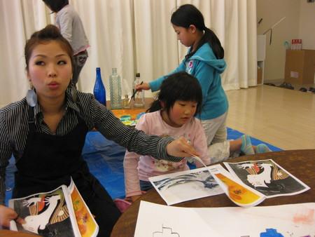 名画の模写・ビンのコンポジション~松井山手教室_f0215199_12151147.jpg