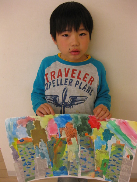 名画の模写・ビンのコンポジション~松井山手教室_f0215199_1224494.jpg