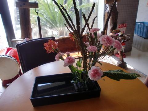 生け花 ~春~_e0164724_10544918.jpg