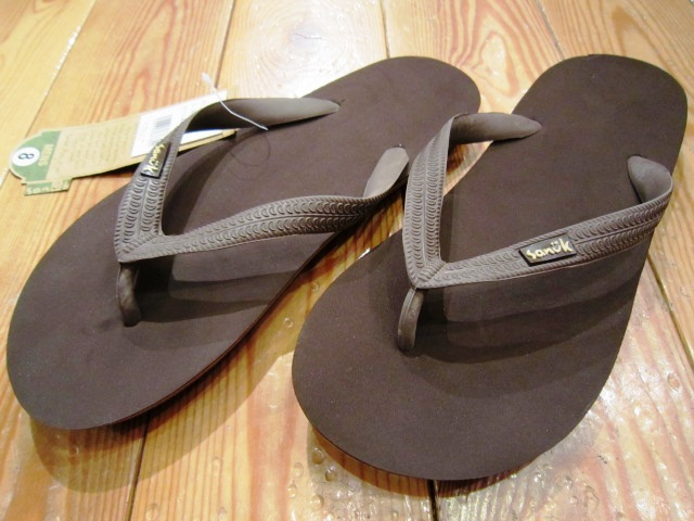Sanuk(サヌーク) Beach Sandal Men\'s&Lady\'s 入荷! & 入荷情報!_f0191324_1064885.jpg