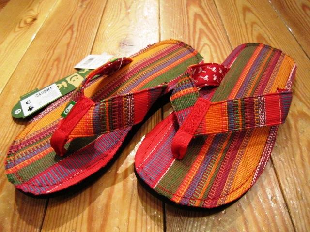 Sanuk(サヌーク) Beach Sandal Men\'s&Lady\'s 入荷! & 入荷情報!_f0191324_108473.jpg