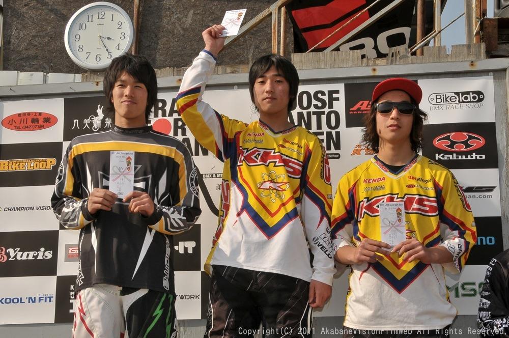 "11\""JOSF 関東オーブン/ PRAY FOR JAPAN  VOL3:MTBエリート決勝 動画アリ_b0065730_2341080.jpg"