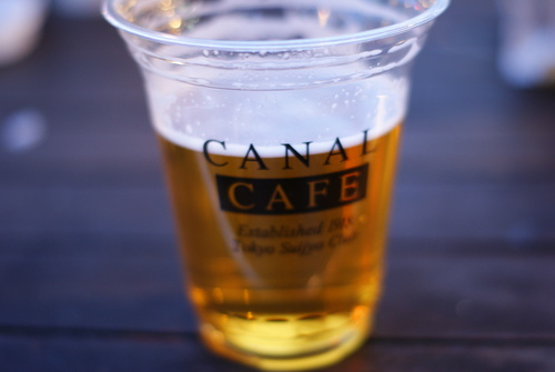 ★★★ カナルカフェ (CANAL CAFE)_c0220238_10224652.jpg