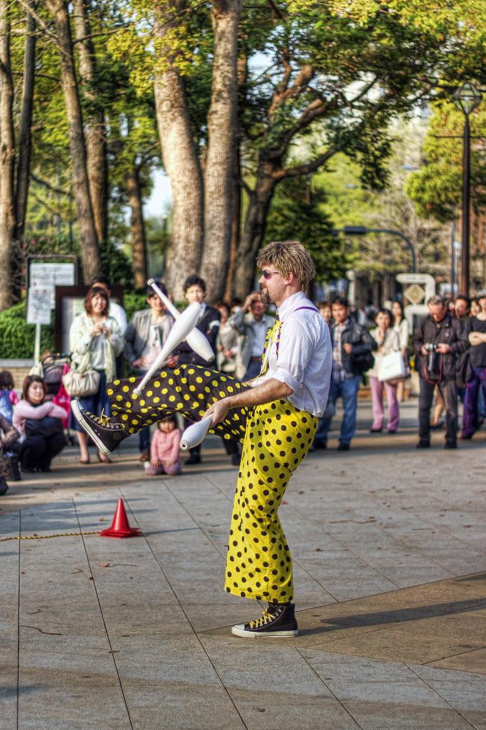 ヨコハマ大道芸2011_c0214542_944485.jpg