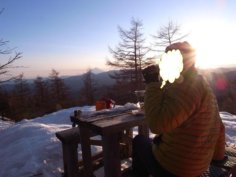 冬の雲取山へ 2010.12.24-25(鴨沢-奥多摩小屋テント泊)_b0219778_18131167.jpg