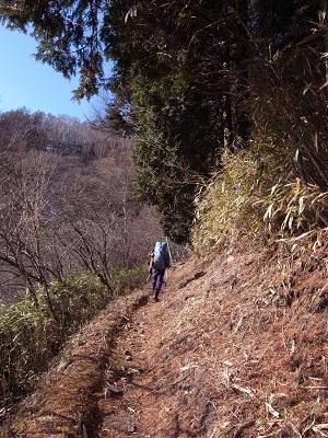 冬の雲取山へ 2010.12.24-25(鴨沢-奥多摩小屋テント泊)_b0219778_18134610.jpg