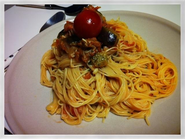 wine & pasta!!いかす_f0174088_1265311.jpg