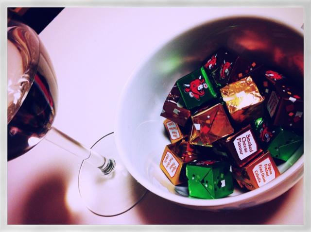 wine & pasta!!いかす_f0174088_1283416.jpg