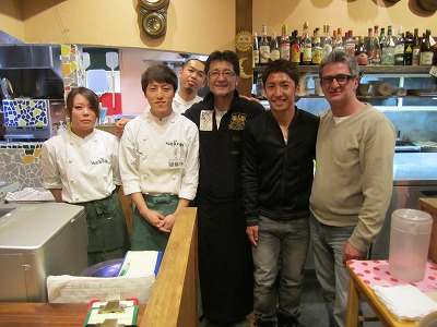 ヴァンフォーレ甲府 内田智也選手 【Chef\'s Report】_f0111415_2382372.jpg