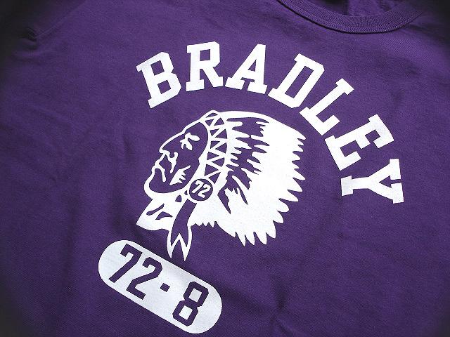 "NEW : Champion \""T1011\"" [S/S T-SHIRT] USMA & BRADLEY Univ. [Made in U.S.A.] !!_a0132147_0125382.jpg"