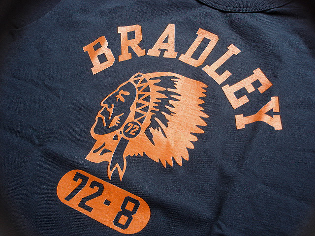 "NEW : Champion \""T1011\"" [S/S T-SHIRT] USMA & BRADLEY Univ. [Made in U.S.A.] !!_a0132147_0132918.jpg"