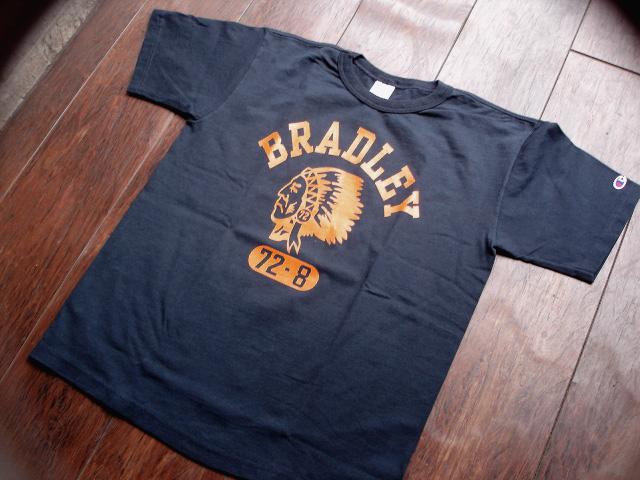 "NEW : Champion \""T1011\"" [S/S T-SHIRT] USMA & BRADLEY Univ. [Made in U.S.A.] !!_a0132147_0135171.jpg"