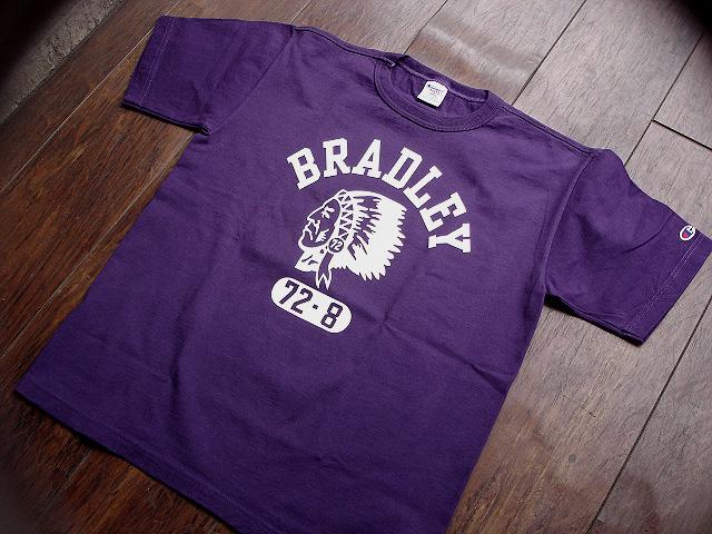 "NEW : Champion \""T1011\"" [S/S T-SHIRT] USMA & BRADLEY Univ. [Made in U.S.A.] !!_a0132147_013754.jpg"