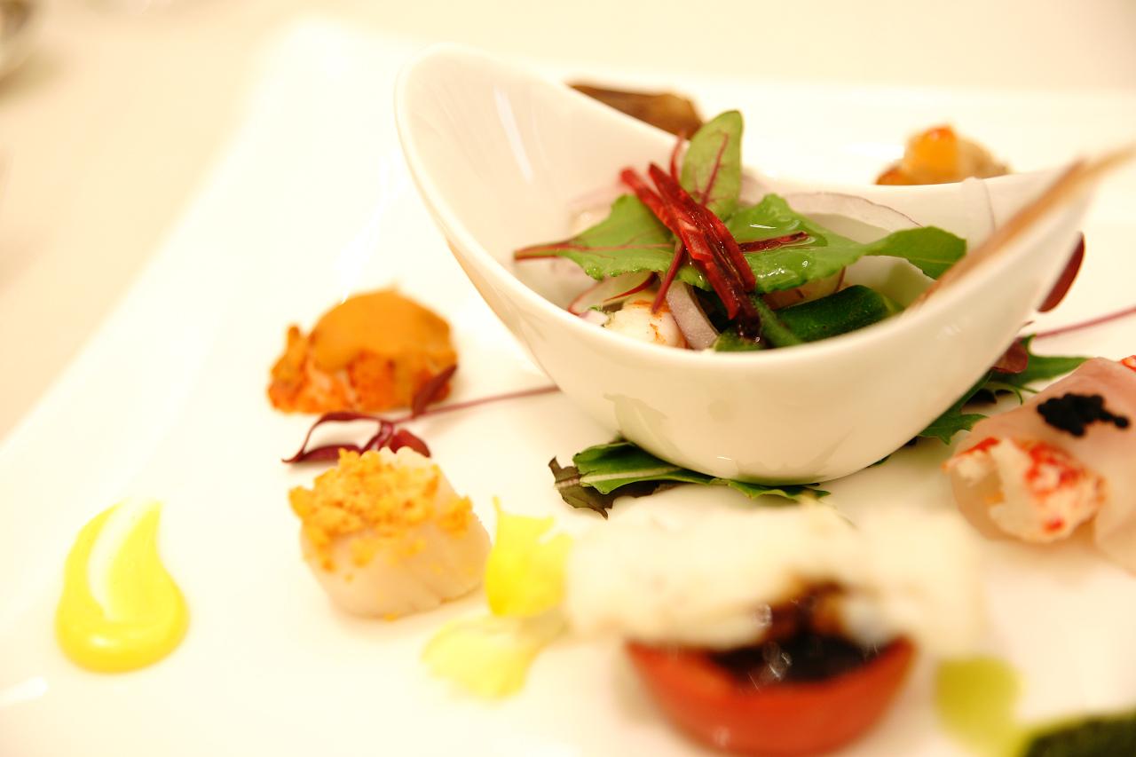 披露宴の料理は美しく、難しい_c0196354_12332098.jpg