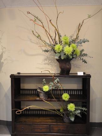 花と器のコラボレ展_e0109554_9513159.jpg