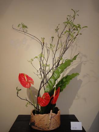 花と器のコラボレ展_e0109554_953227.jpg