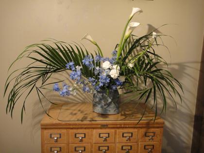 花と器のコラボレ展_e0109554_9535097.jpg