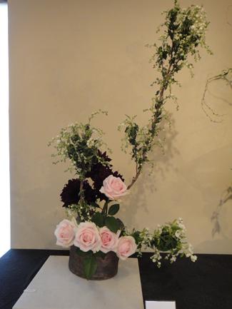 花と器のコラボレ展_e0109554_9543722.jpg