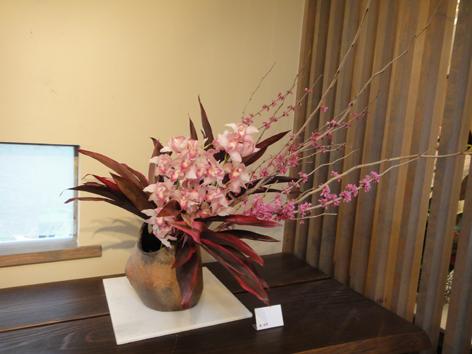 花と器のコラボレ展_e0109554_9554239.jpg