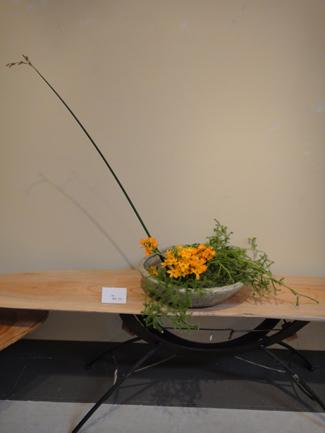 花と器のコラボレ展_e0109554_9563532.jpg